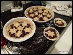 Tartas pequeñas (me pasé con la masa)