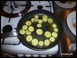 Calabacines con mantequilla