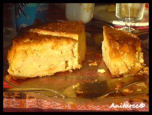 Pudin de pan y manzana2
