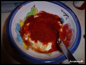 Especias tandoori, yogurt natural y limón