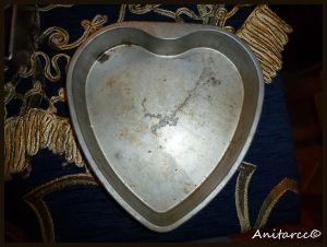 Molde de corazón