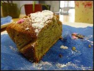 Cake de calabacín y especias