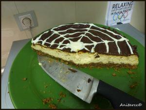 La tarta tardó poco en acabarse