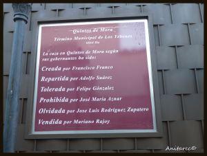 Historia de Quintos de Mora