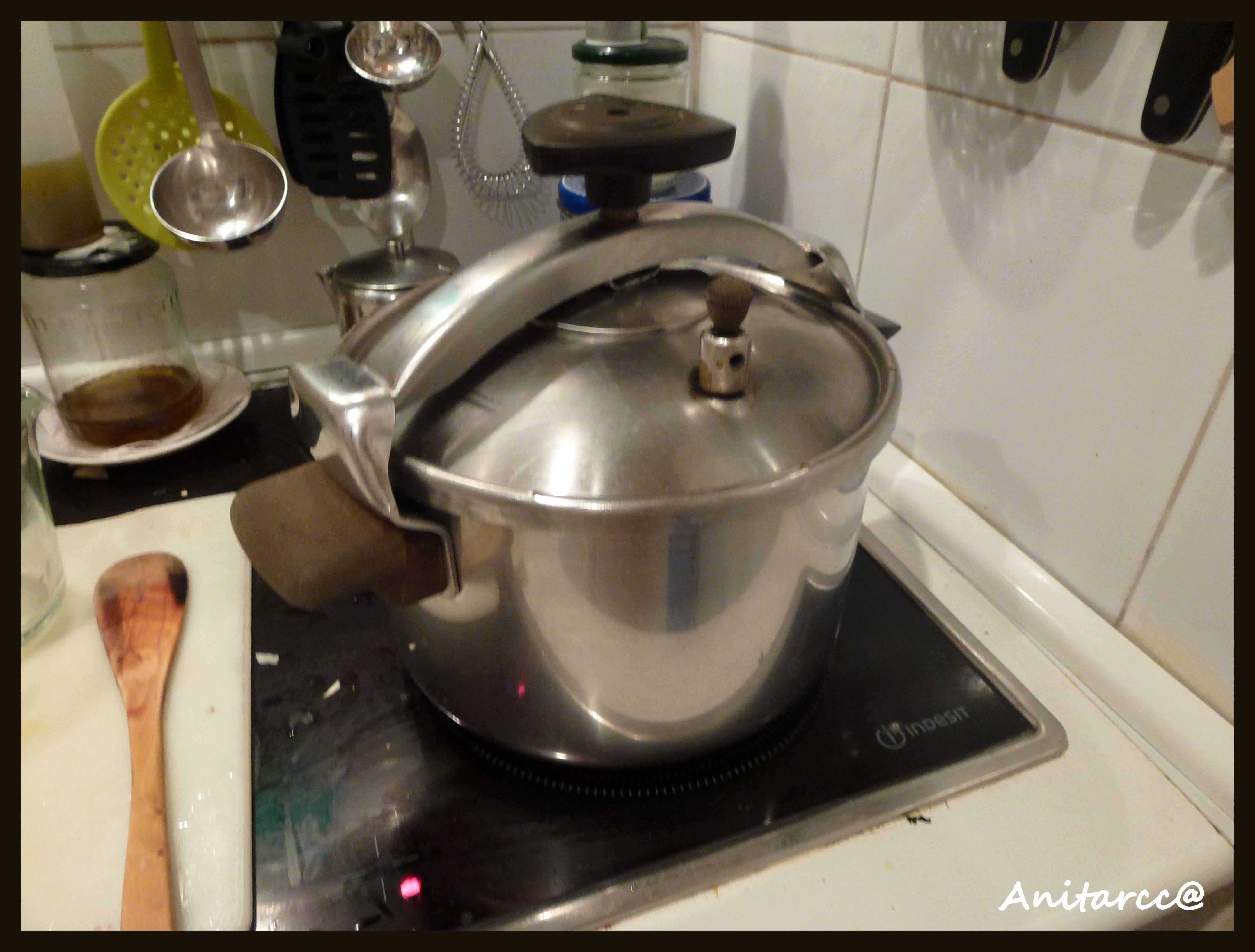 Cerdo el horno de ana - Cocinar con olla express ...