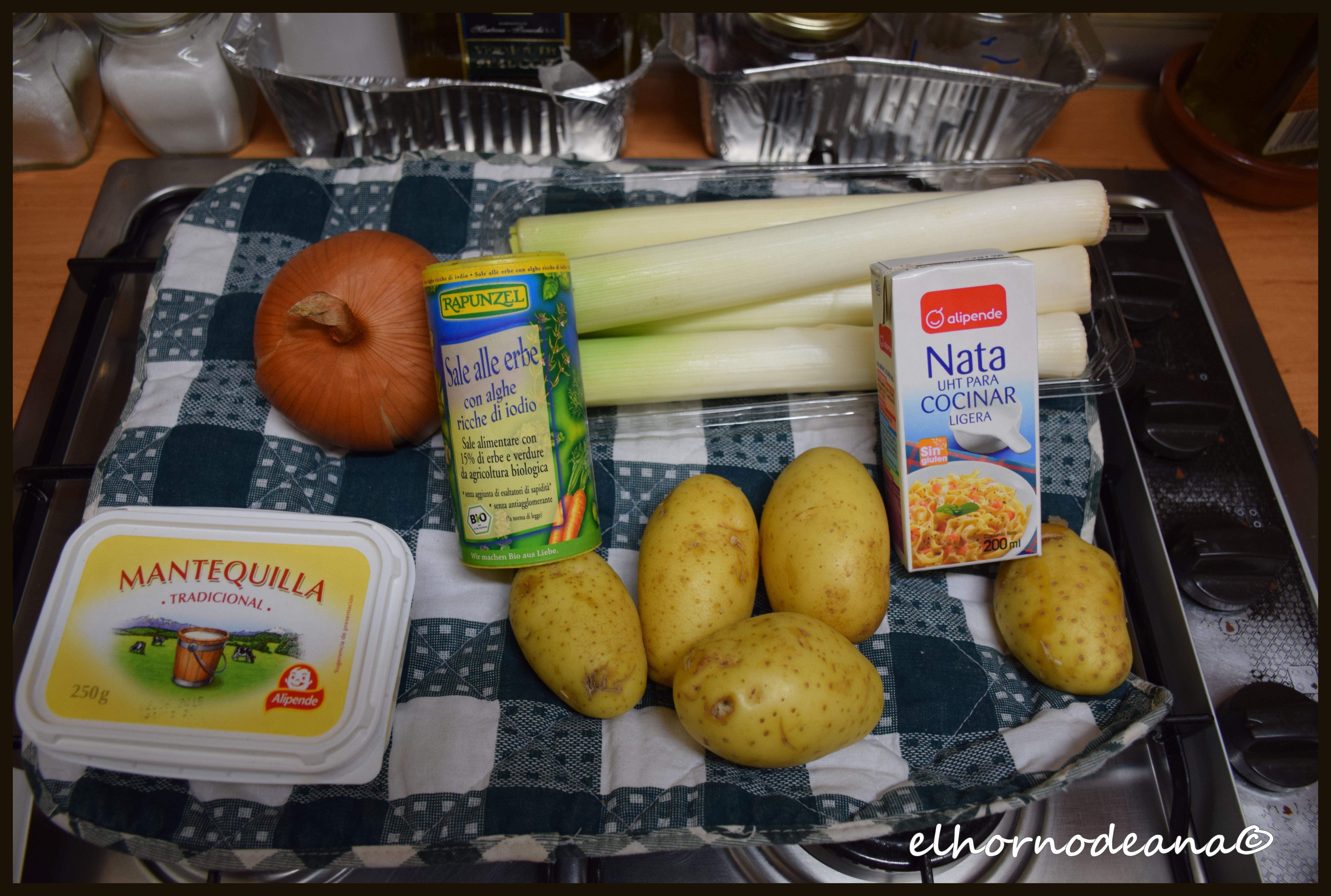 Mi crema veraniega preferida y que el samorejo gazpacho - Como hacer nata para cocinar ...