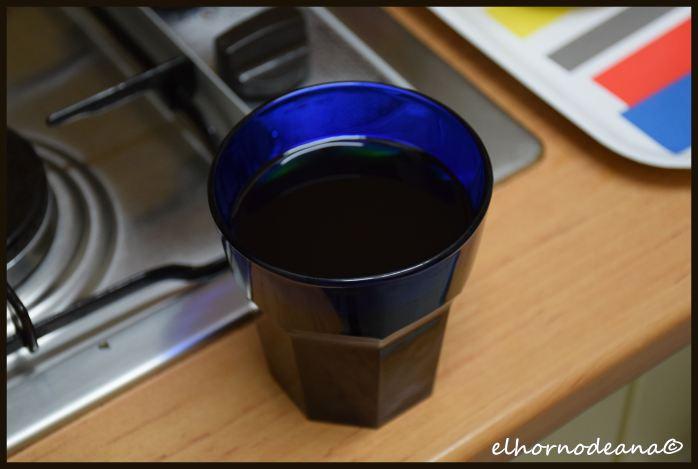 Vaso de aceite