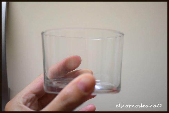 Tamaño del vaso