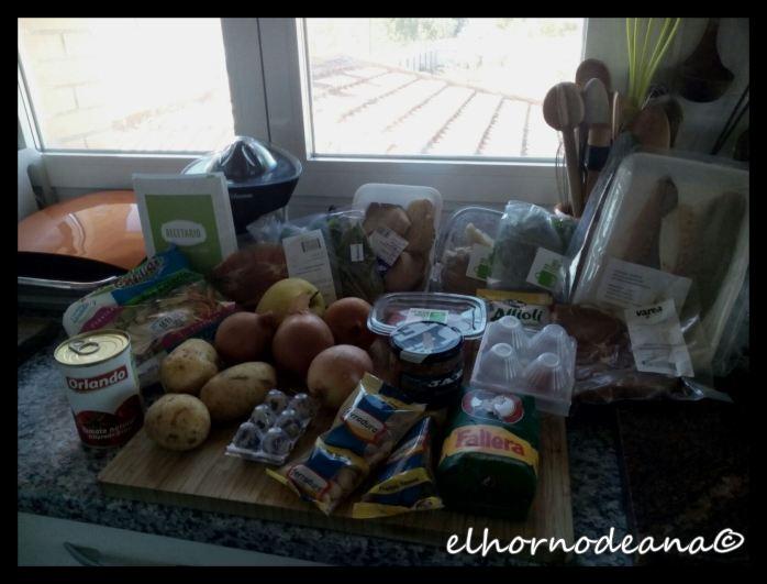 Los ingredientes de mi madre