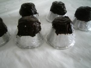 """Montaje de moldes; foto del blog """"Mamá, ¿Qué hay para comer?"""""""